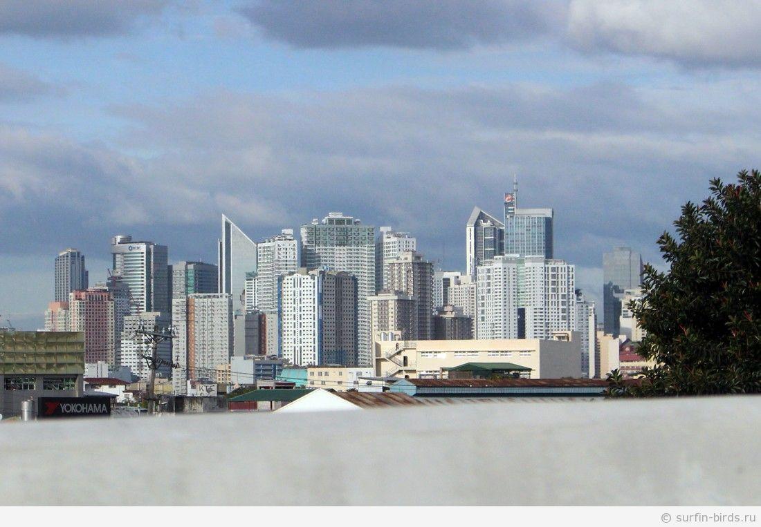 Филиппины, Макати, Манила. Часть 7. Тут живет свет общества