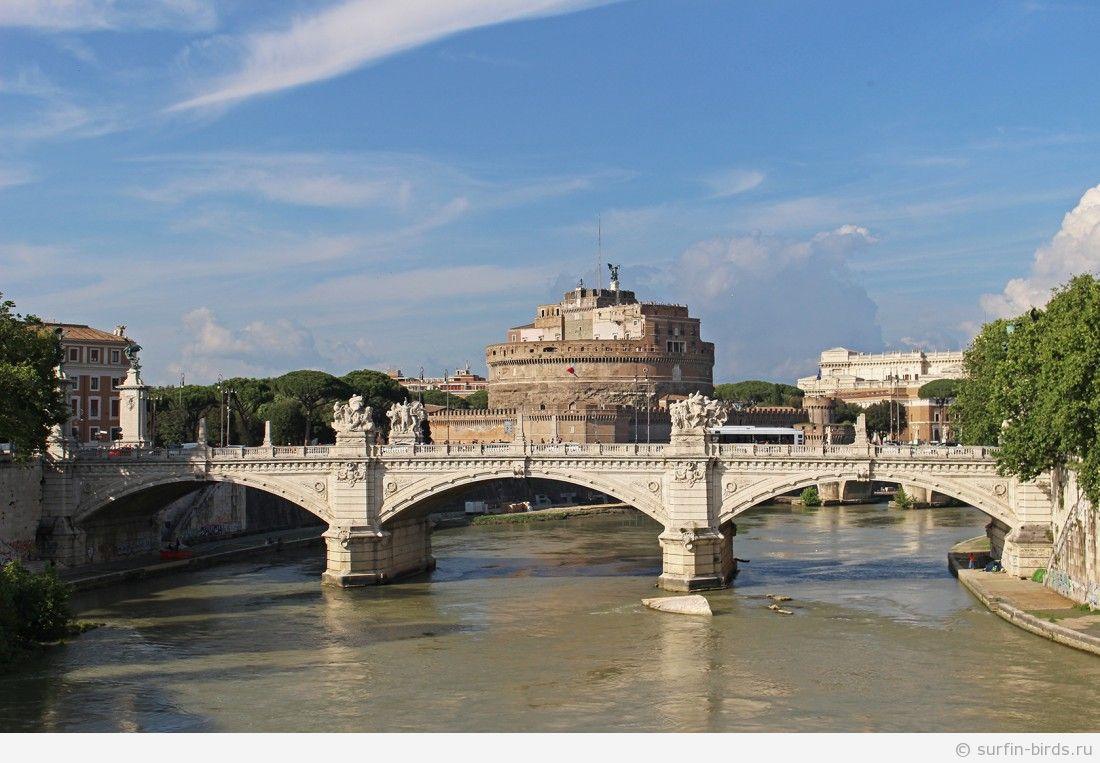 Прогулки по Риму, часть 3. Древний Рим