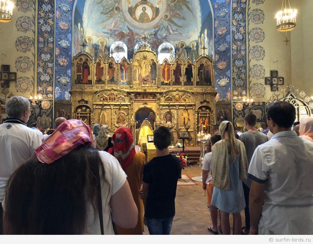 Лазурный берег часть 5, Ницца, РПЦ, духовность и изучаем город дальше