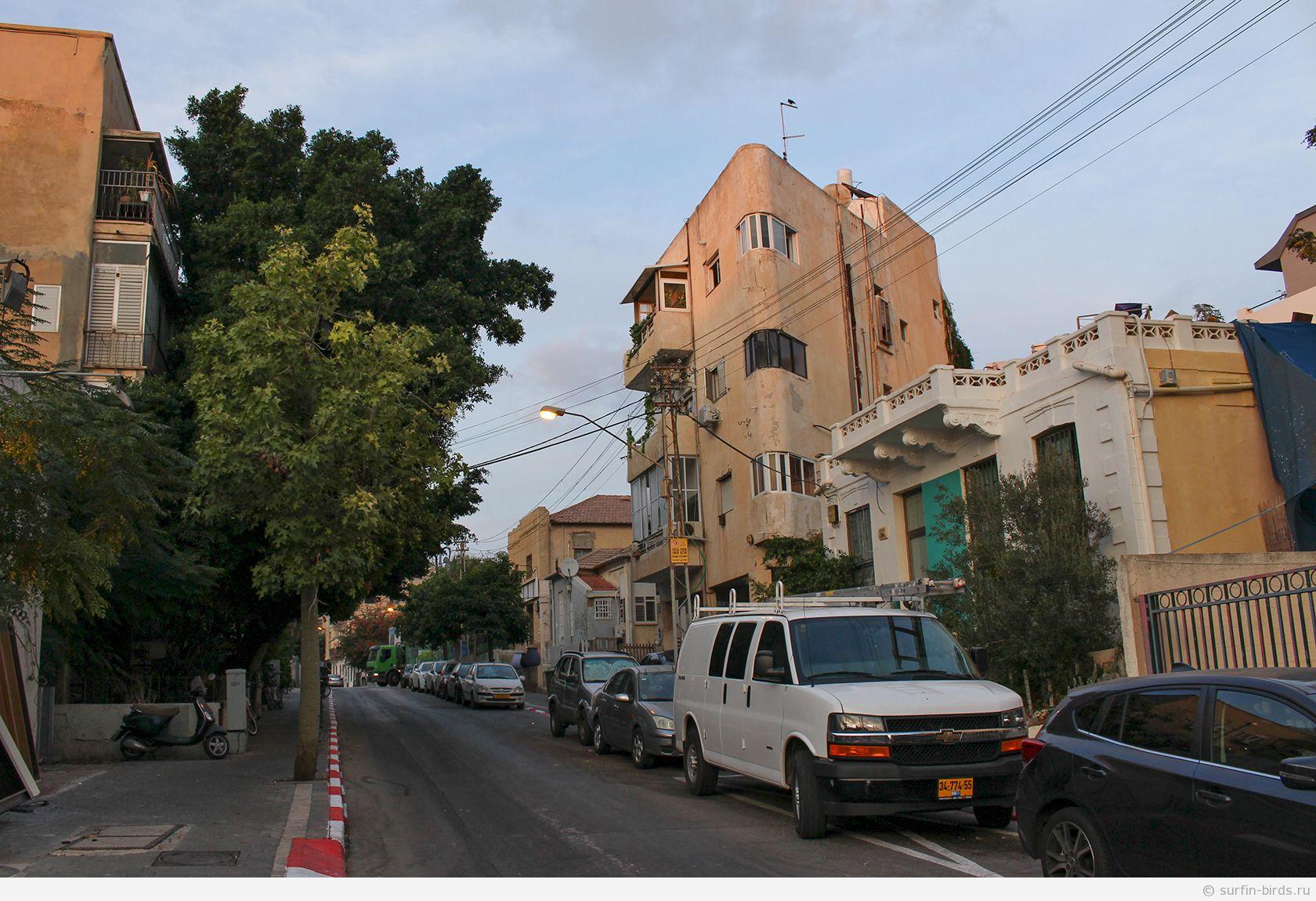 Израиль, часть 1. Тель Авив, прогулки