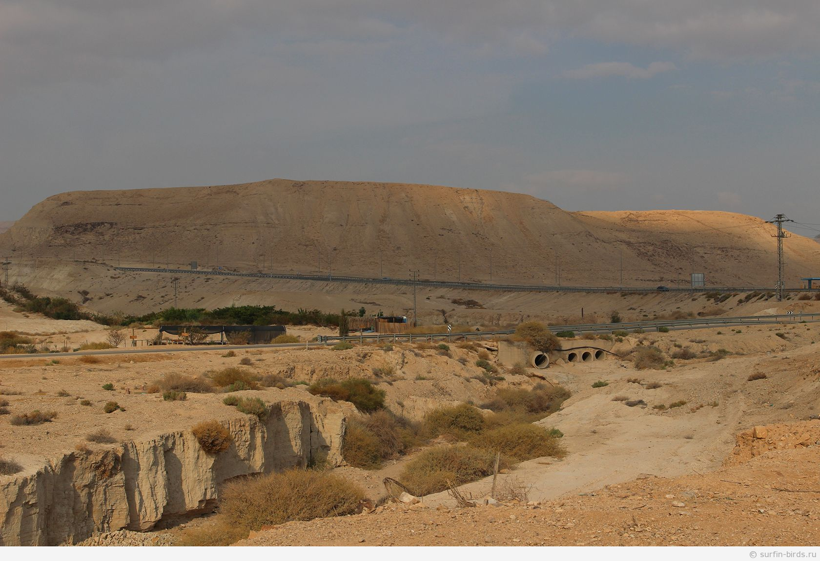 Израиль, часть 3. Мертвое море