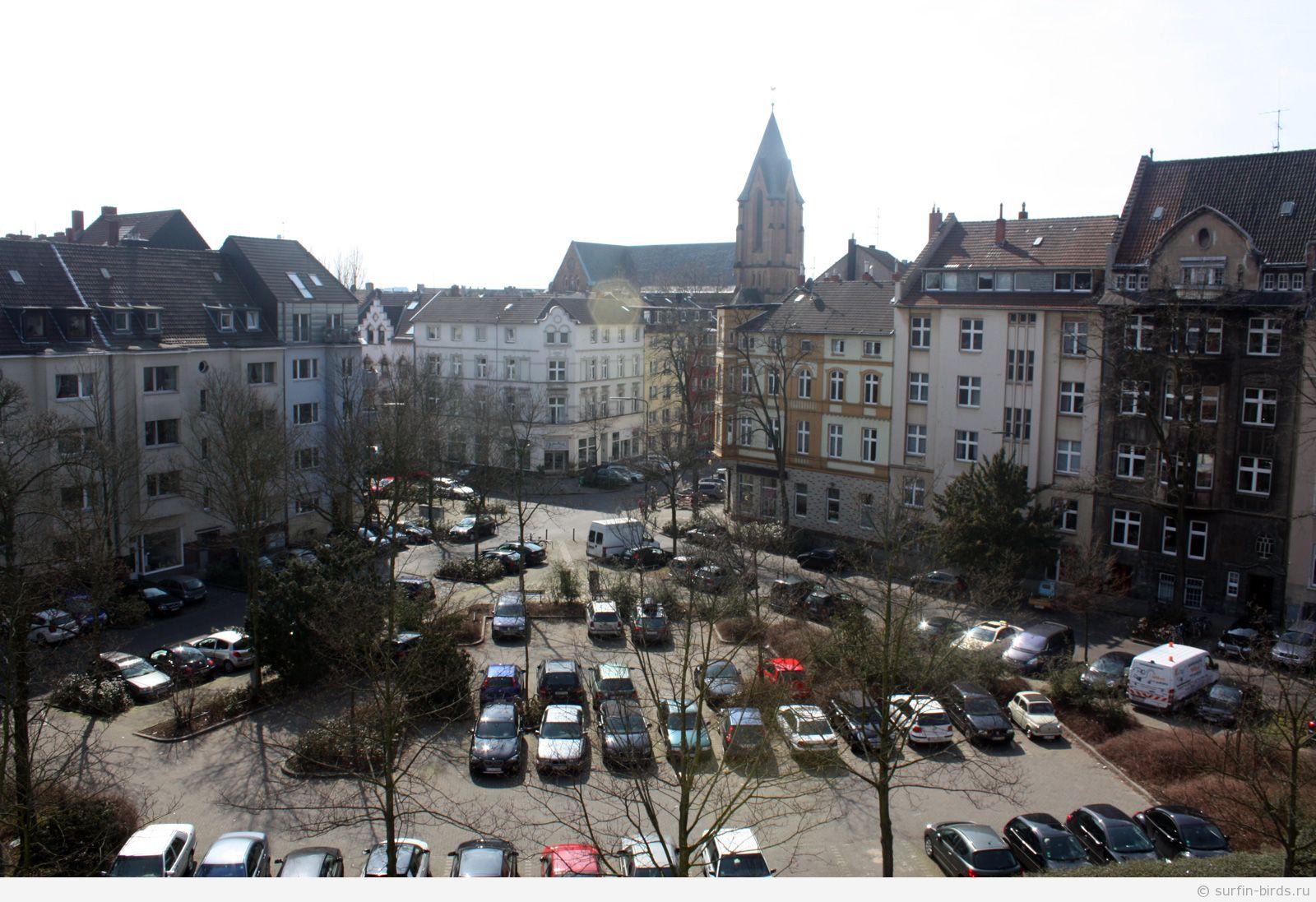 Квартира в Дюссельдорфе