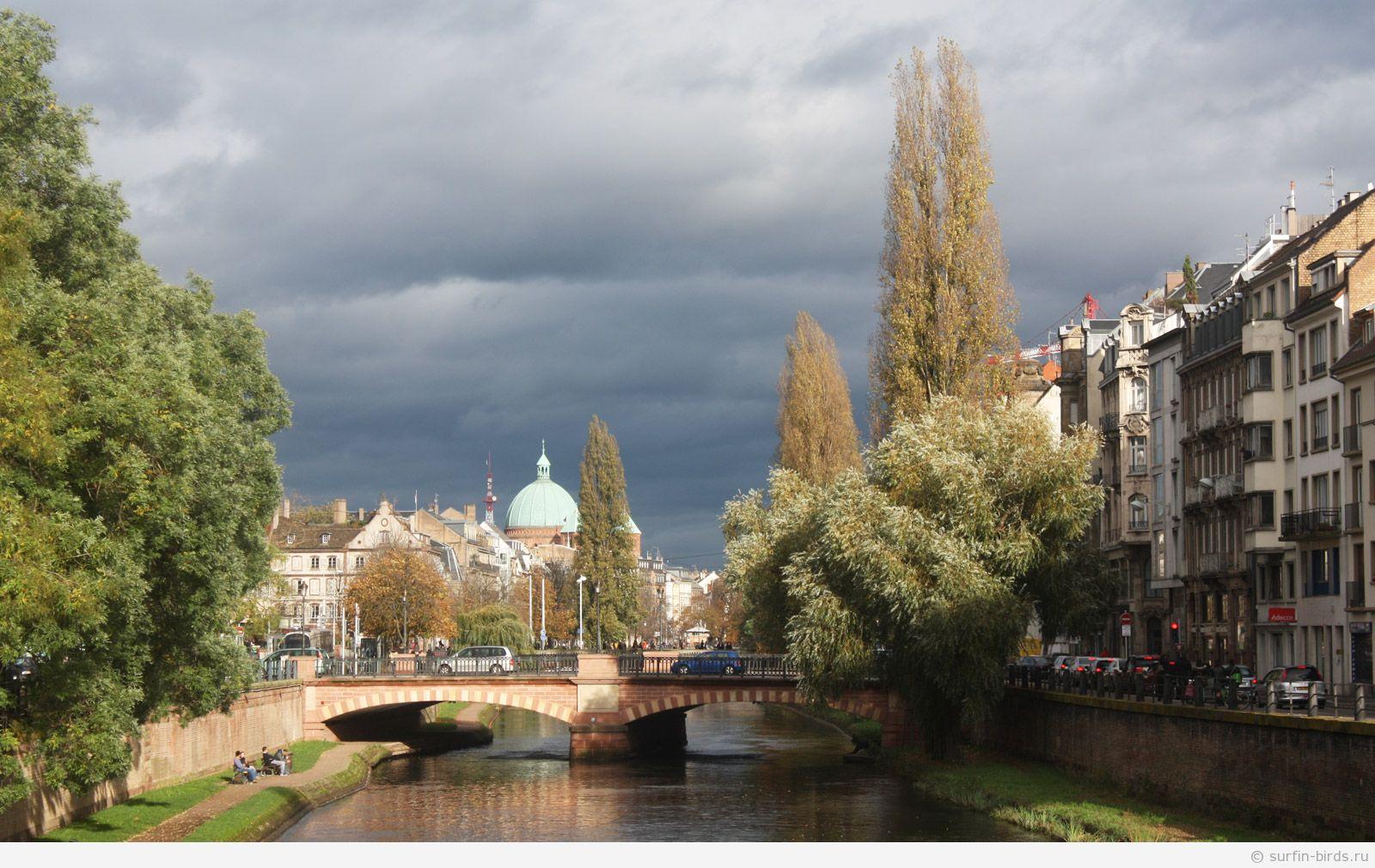 Страсбург Мост
