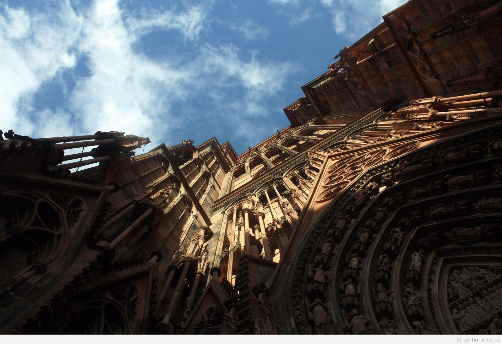 Кафедральный собор Страсбург