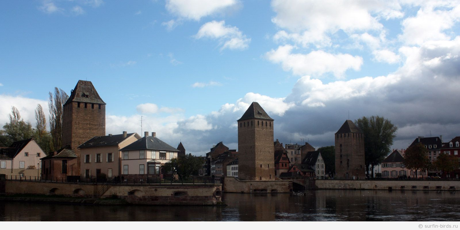 Квартал Маленькая Франция, Страсбург
