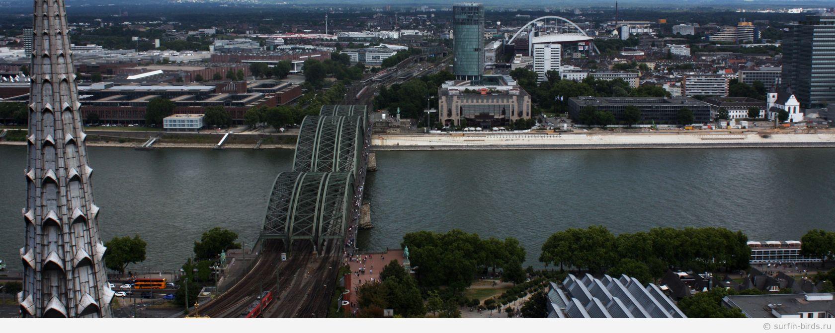 Южный мост Кёльн