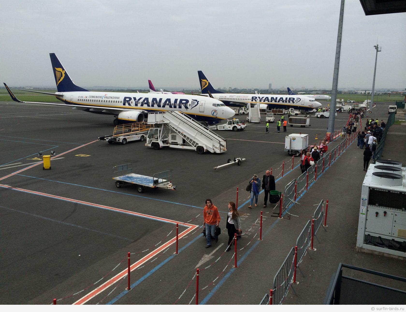 ryanair авиакомпания