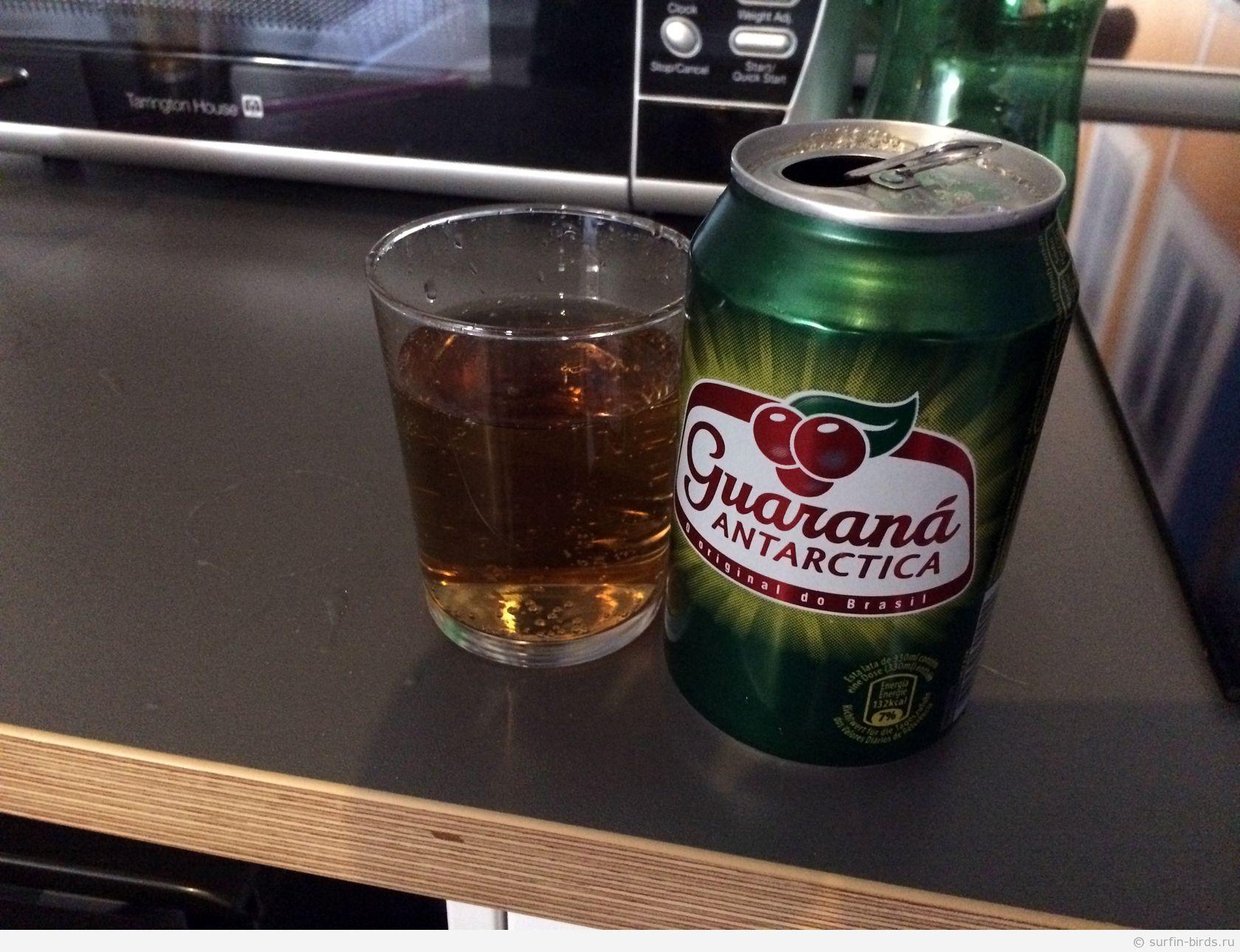 Напиток Guarana