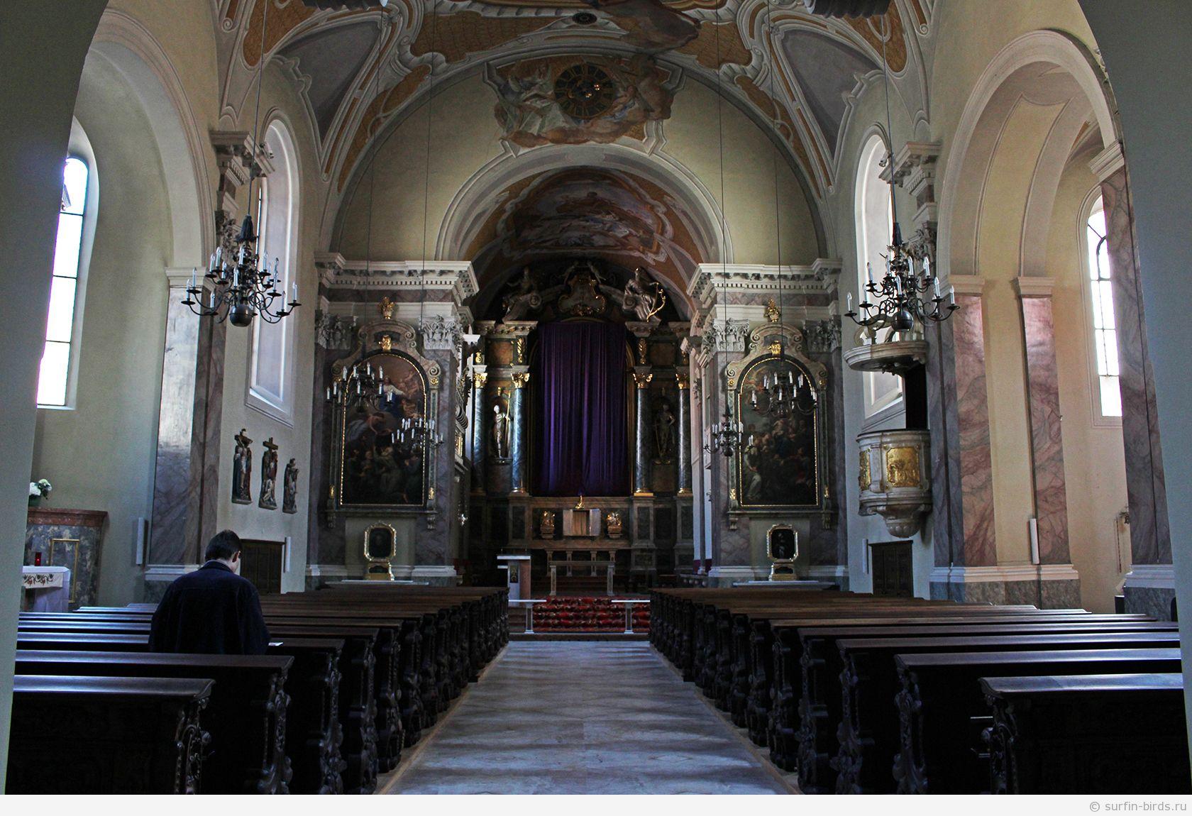 Servite Church