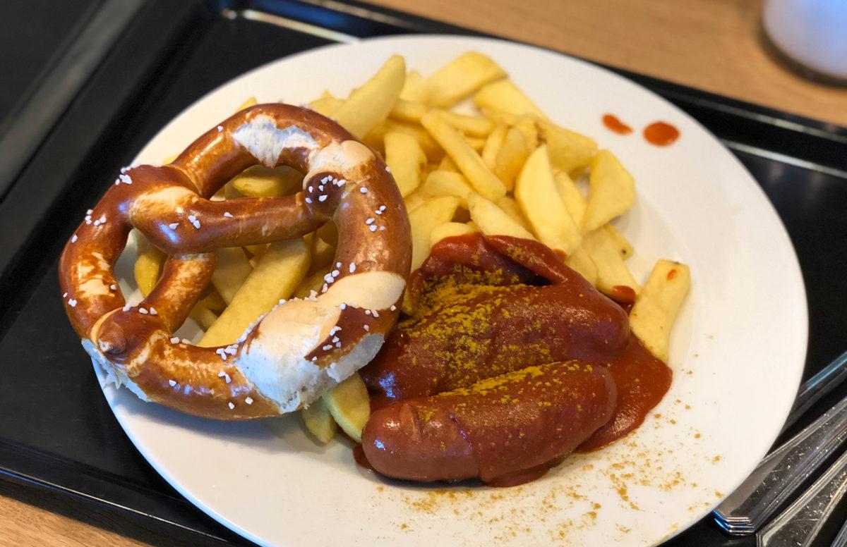 Еда на Цугшпитце / Zugspitze
