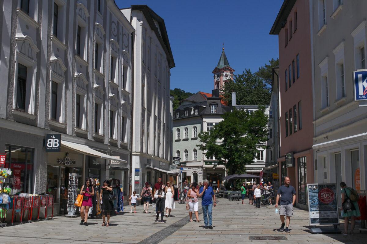 Пассау, Бавария